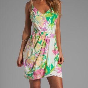 XS Yumi Kim Jayne wrap Dress